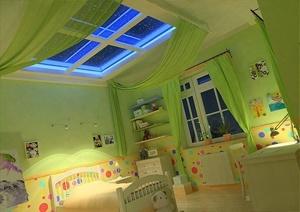 окно и натяжной потолок
