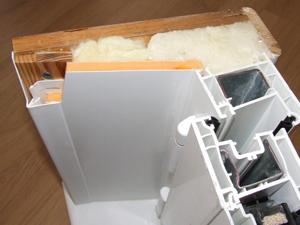 откосы из сэндвич-панелей