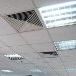 потолок в офис