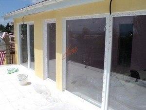 металлопластиковые окна в гостинице 4