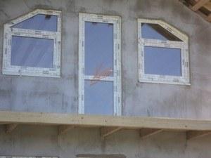 металлопластиковые окна сложной конструкции
