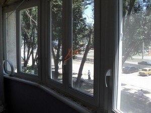 металлопластиковые окна балкон 1