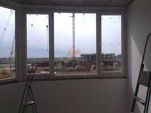металлопластиковые окна балкон 3